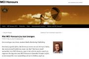 Artikel Hogeschool van Amsterdam - MCI Honours